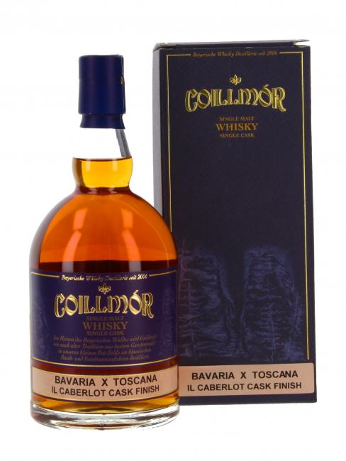 Coillmor Bavaria x Toscana Caberlot
