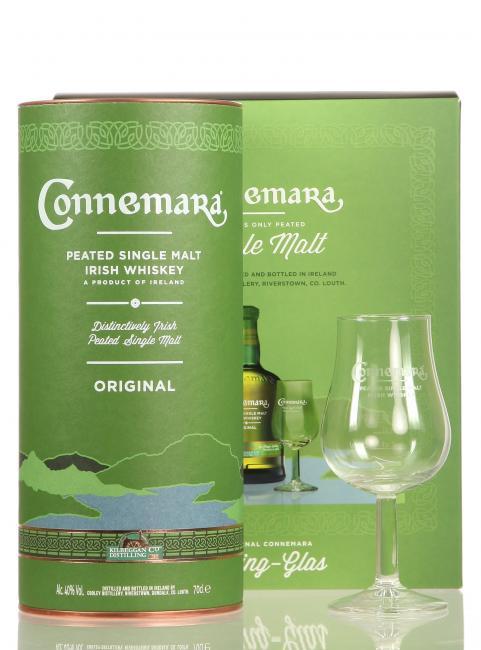 Connemara mit Stielglas
