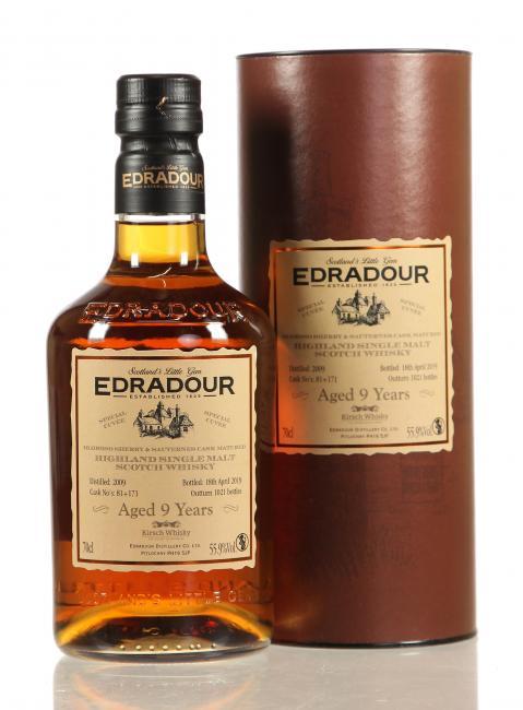 Edradour Oloroso und Sauternes Cuvée