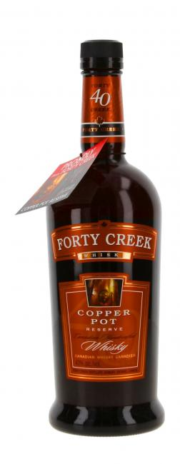 Forty Creek Copper Pot Reserve