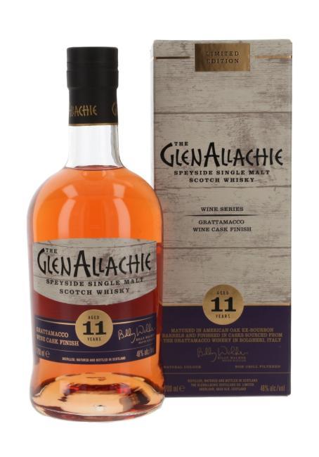 Glenallachie Grattamacco Finish