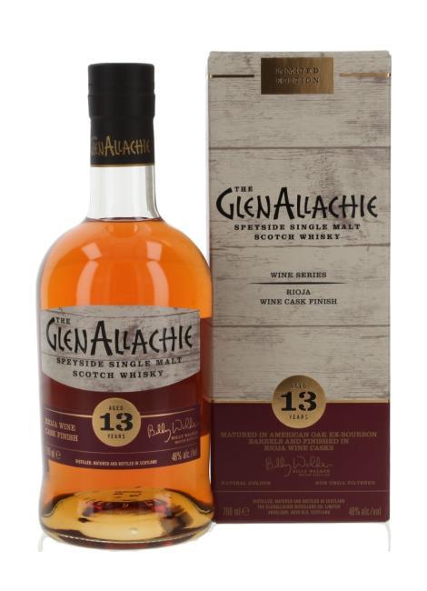 Glenallachie Rioja Finish