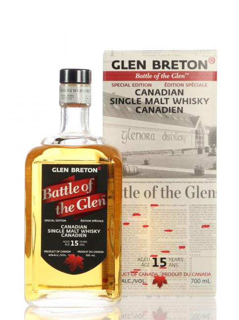 Glen Breton Battle of the Glen