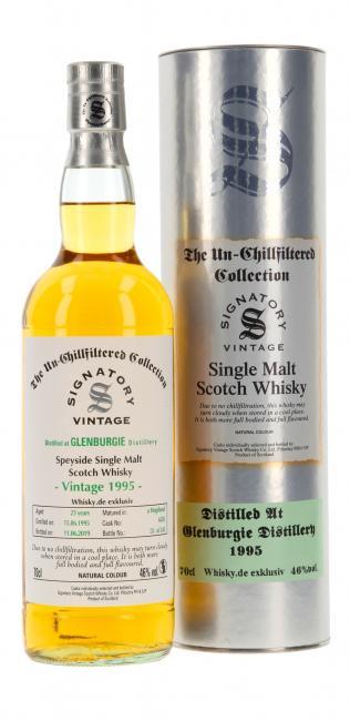 Glenburgie 'Whisky.de exklusiv'