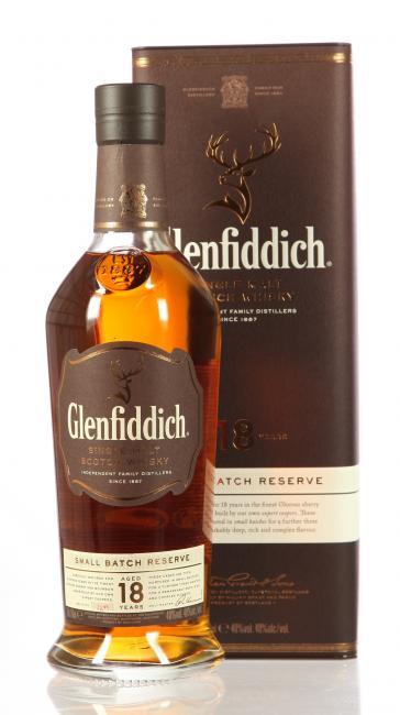 Glenfiddich Small Batch Reserve