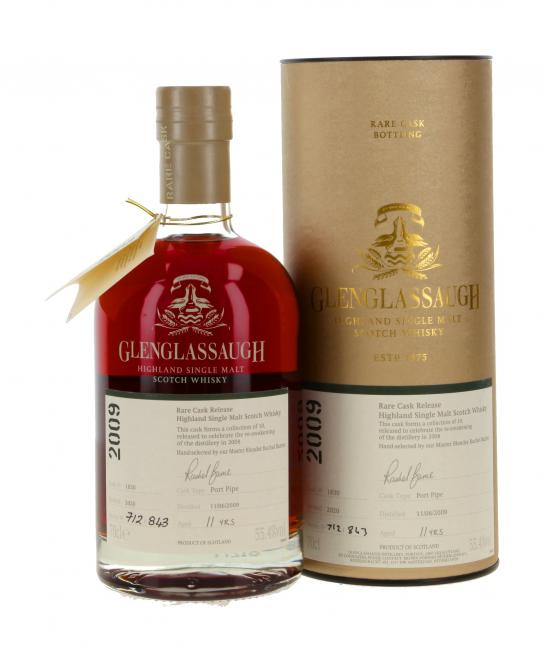 Glenglassaugh Coastal Cask Series