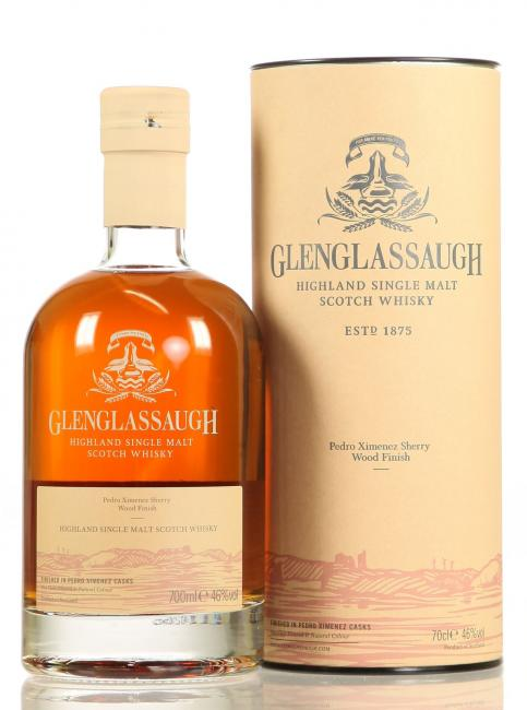 Glenglassaugh PX Finish