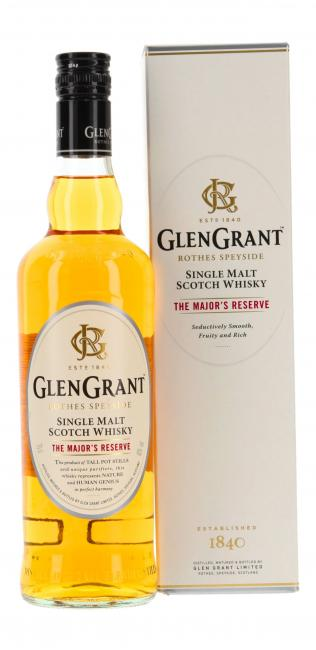 Glen Grant Major's Reserve