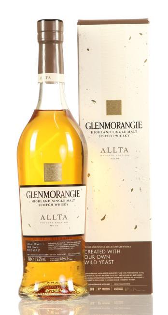Glenmorangie Allta inkl. Miniatur Ardbeg Corryvreckan