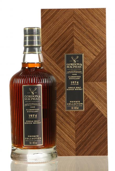Glenrothes Private Collection
