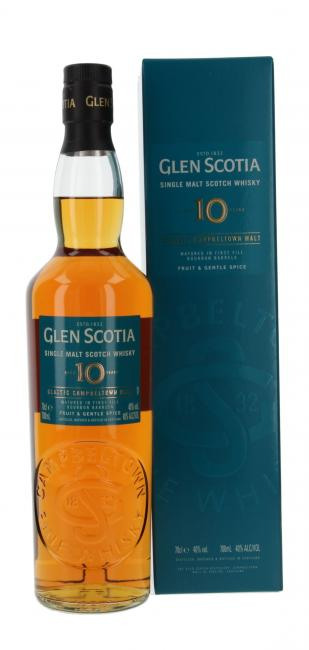 Glen Scotia 10 Jahre
