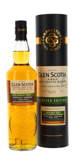 Glen Scotia 'Whisky.de exklusiv'