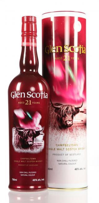 Glen Scotia 21 Jahre