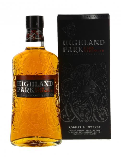 Highland Park Cask Strength Release No 1