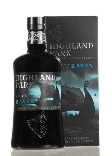 Highland Park Voyage of the Raven