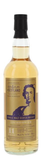 Inchgower Calvados Finish Idols of Scotland