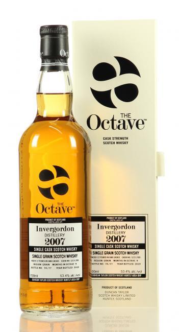 Invergordon Octave