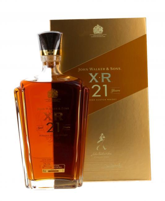 Johnnie Walker XR 21 - 1 Liter