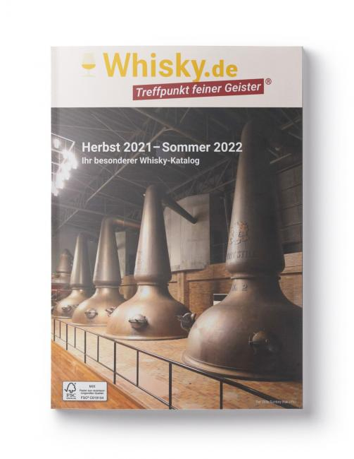 Whisky.de Katalog 2016/2017 Gratis