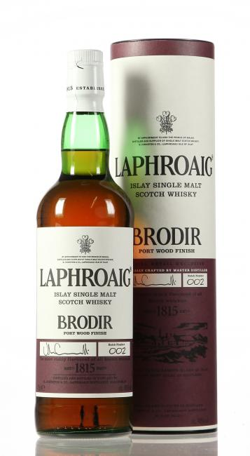 Laphroaig Brodir Batch 002