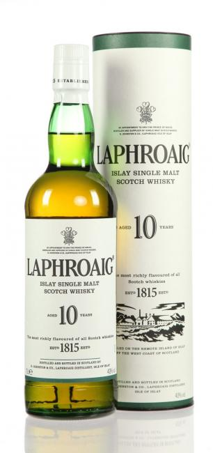 Laphroaig 10Jahre