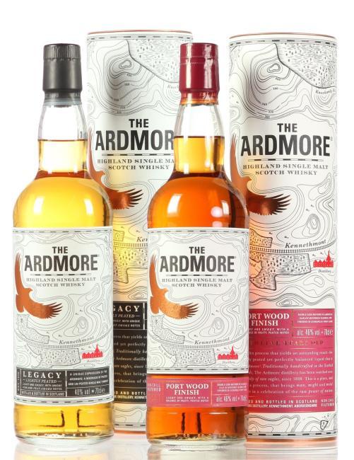 Ardmore Mini Live Tasting Set