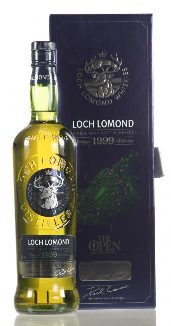 Loch Lomond 'The Open' The Autograph Edition