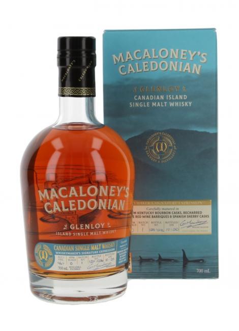 Macaloney's Caledonian Glenloy Batch 1