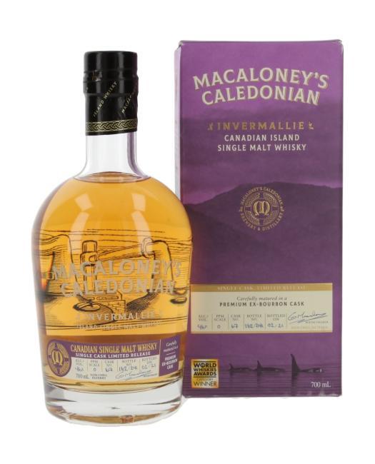 Macaloney's Caledonian Invermallie Ex Bourbon