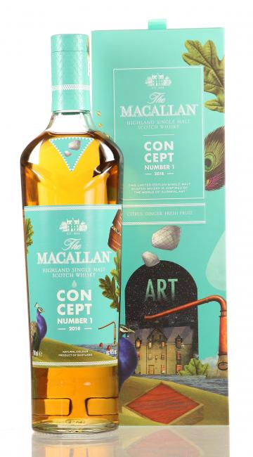 Macallan Concept 1