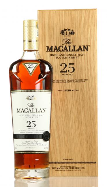 Macallan Sherryfass