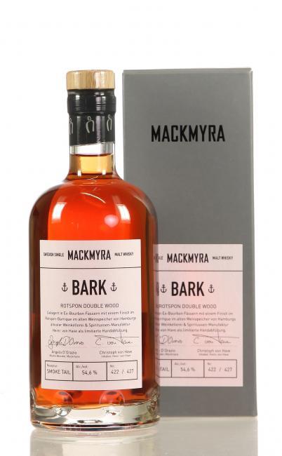 Mackmyra Rotspon Bark (Schweden)