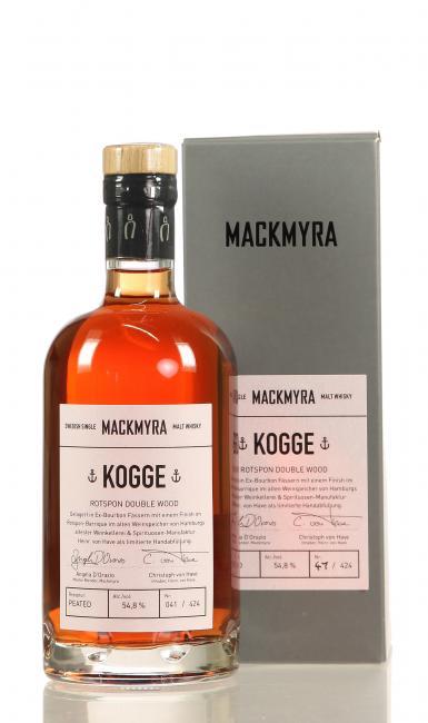 Mackmyra Rotspon Kogge (Schweden)