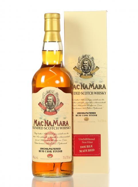 MacNaMara Rum Finish