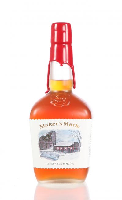 Maker's Mark Frosted