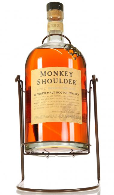 Monkey Shoulder Gorilla