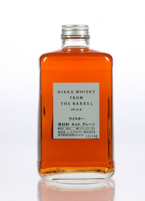 Nikka From the Barrel (Japan)