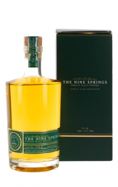 The Nine Springs Single Cask Selection
