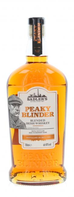 Peaky Blinder McHickie - Irish Blended Whiskey