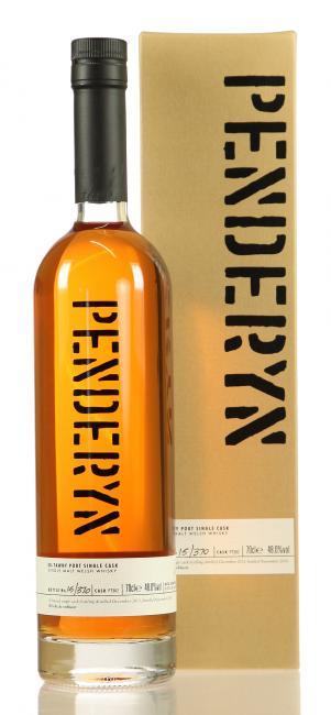 Penderyn Single Cask Tawny Port 'Whisky.de exklusiv'