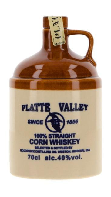Platte Valley Straight Corn Whiskey
