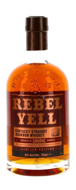 Rebel Yell Cognac Cask Finish