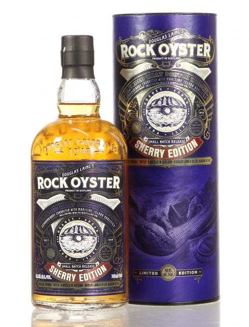 Rock Oyster Sherry