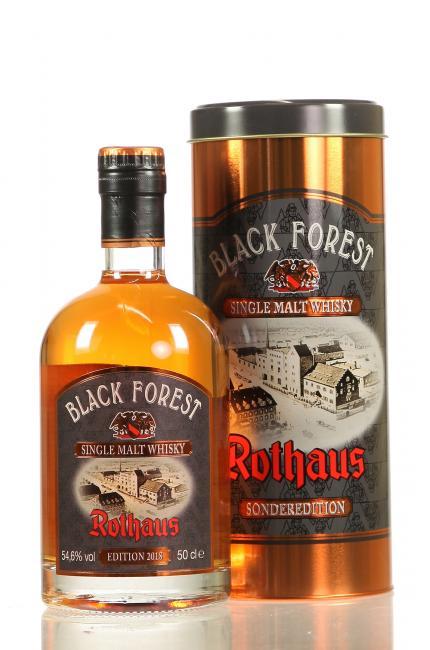 Rothaus Black Forest Banyuls Finish
