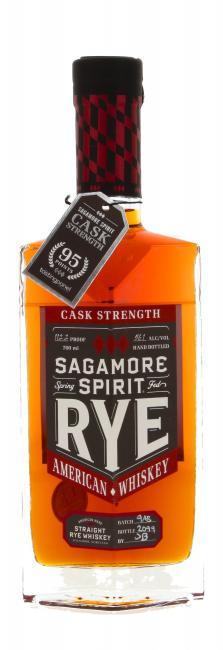 Sagamore Cask Strength Rye