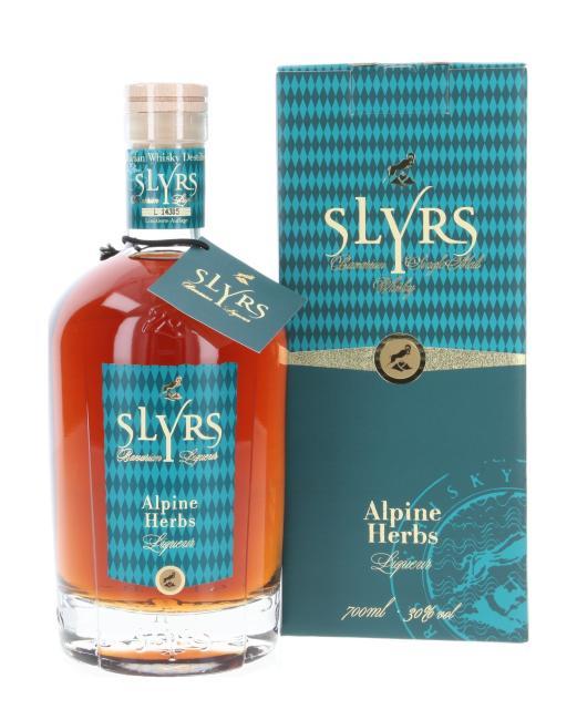 Slyrs Likör Alpine Herbs