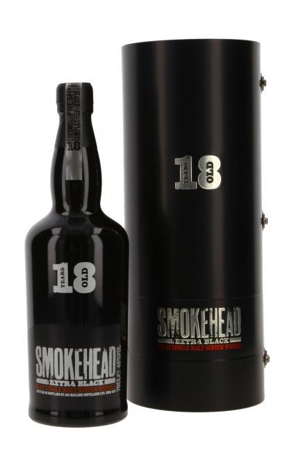 Smokehead Extra Black