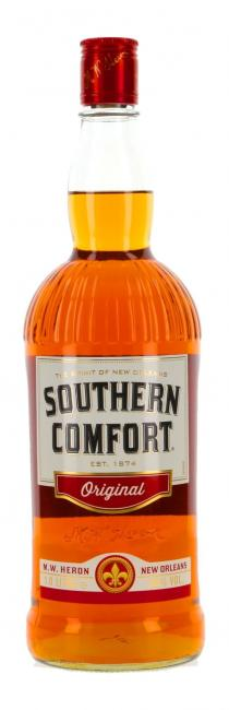 Southern Comfort Whisky De