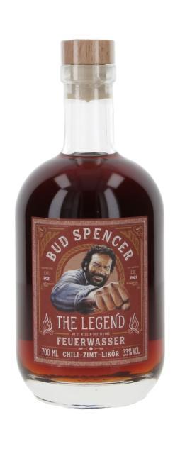 Bud Spencer Feuerwasser by St. Kilian