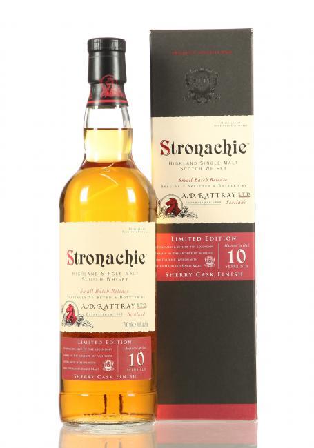 Stronachie Sherry Edition